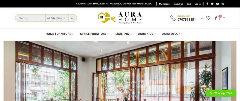 Aura Homes Design