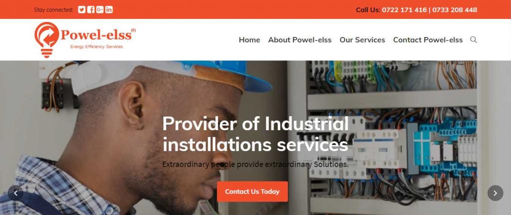 Powel elss Ltd